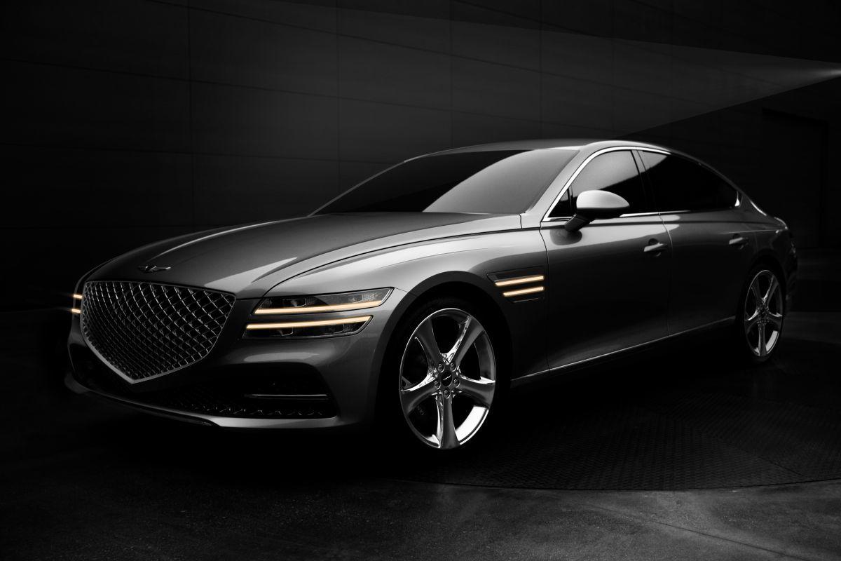 Genesis G80, llega la nueva berlina Premium de la firma coreana de lujo
