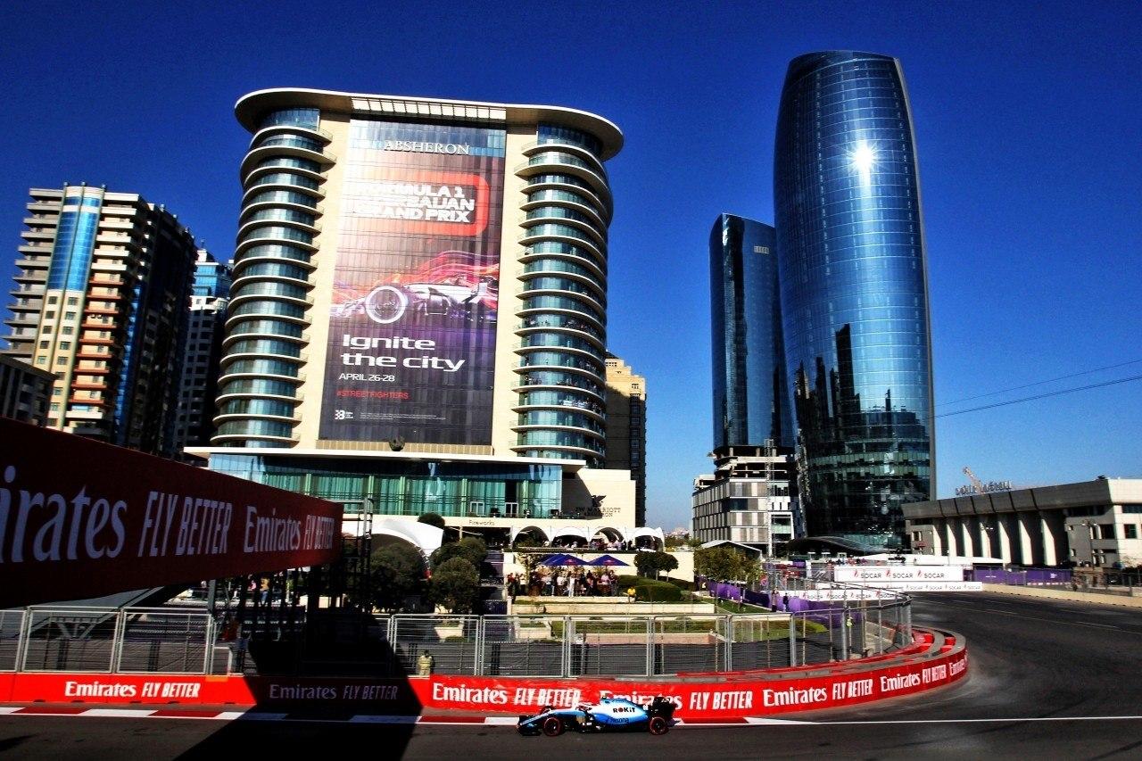 El GP de Azerbaiyán de F1 queda oficialmente aplazado