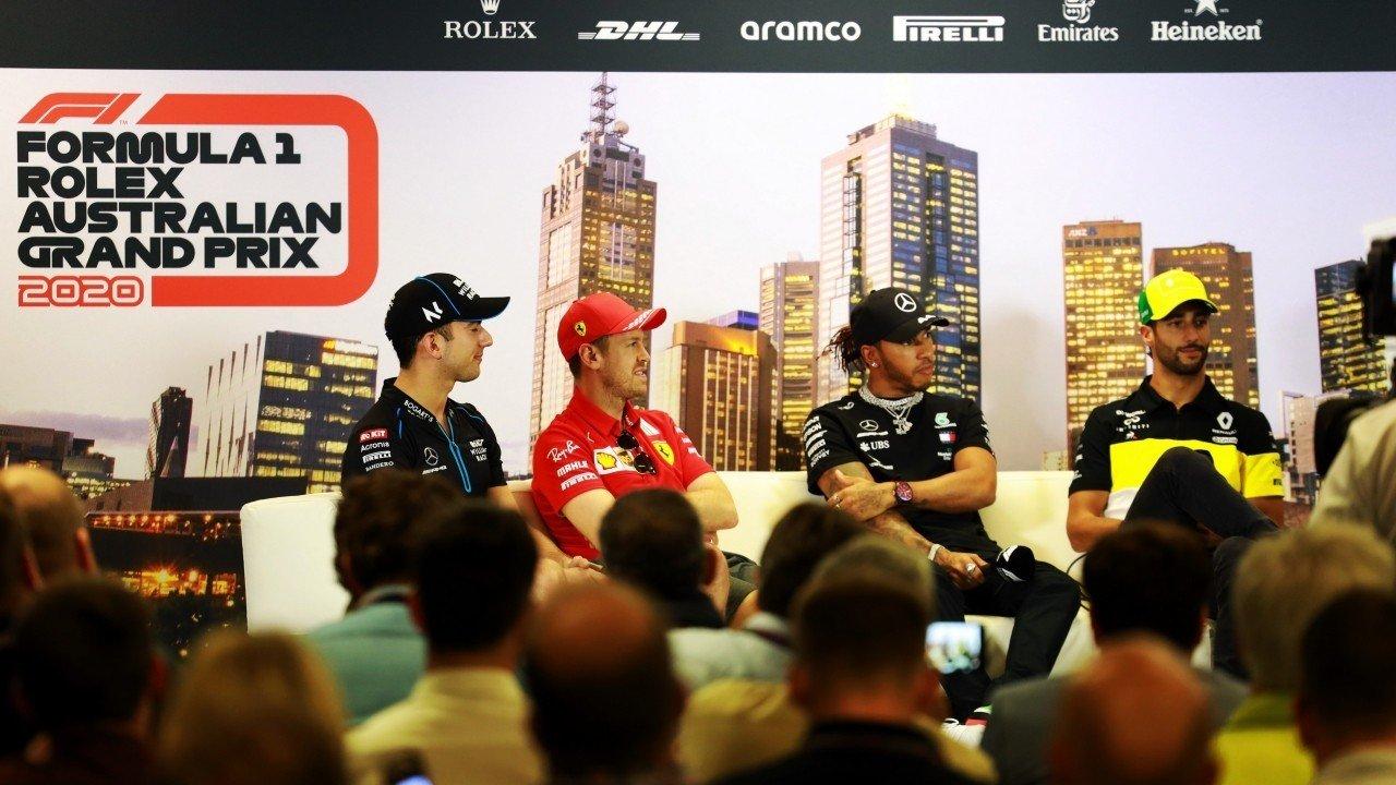 Hamilton y Räikkönen, críticos con la gestión del coronavirus: «El dinero es el rey»