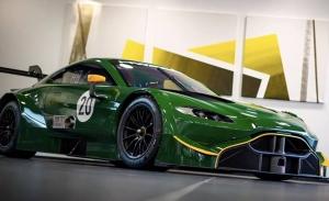 HWA vende, ahora sí, el primero de los Aston Martin Vantage DTM