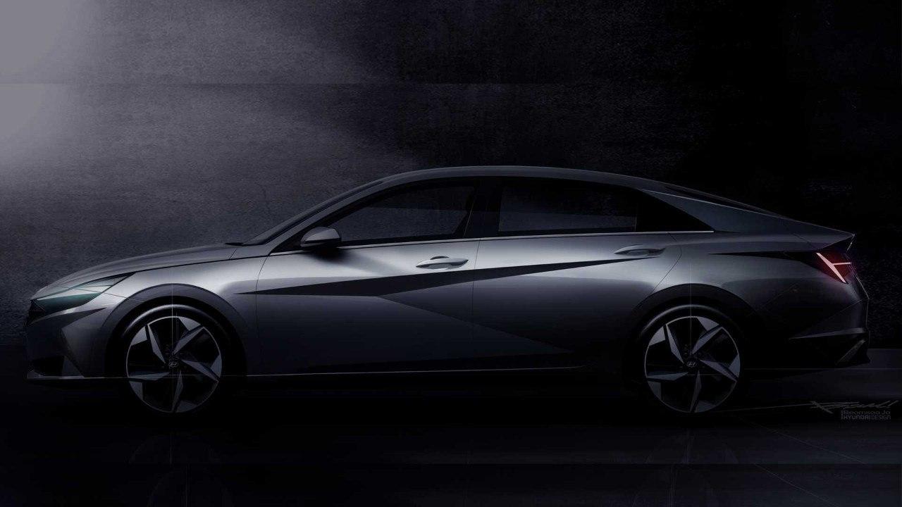El nuevo Hyundai Elantra 2021 será presentado el 17 de marzo