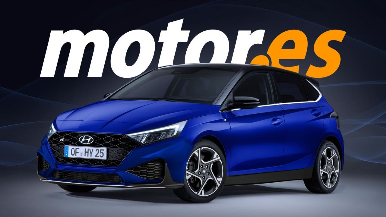 Adelantamos el diseño del nuevo Hyundai i20 N, que se estrenará en 2020