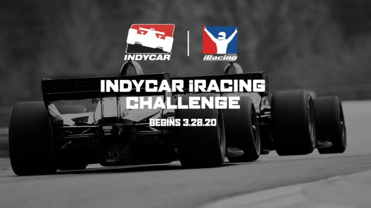 IndyCar organiza su propia competición online en iRacing