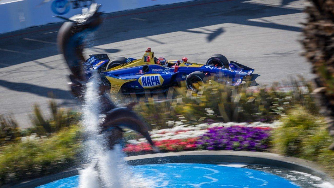 Se pospone el GP de Long Beach; St. Petersburg se hará a puerta cerrada
