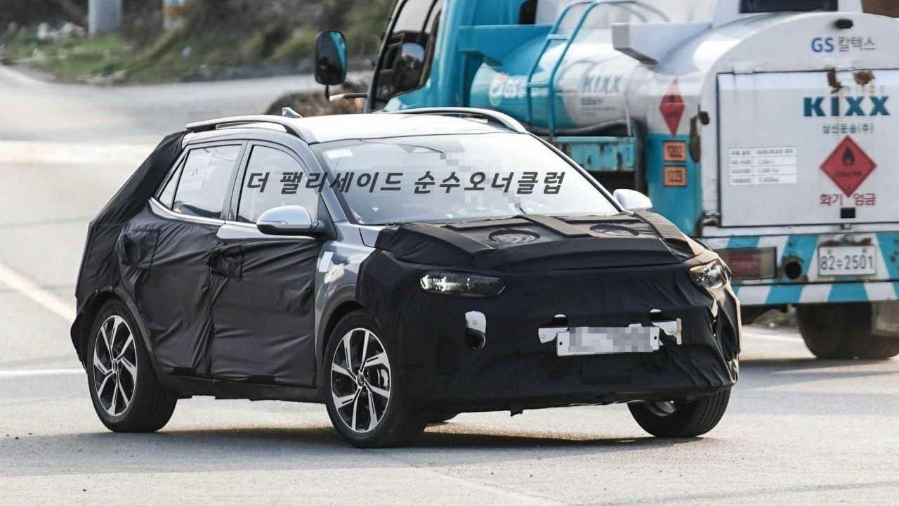 Kia Stonic 2021, fotos espía del lavado de cara que sufrirá el B-SUV coreano