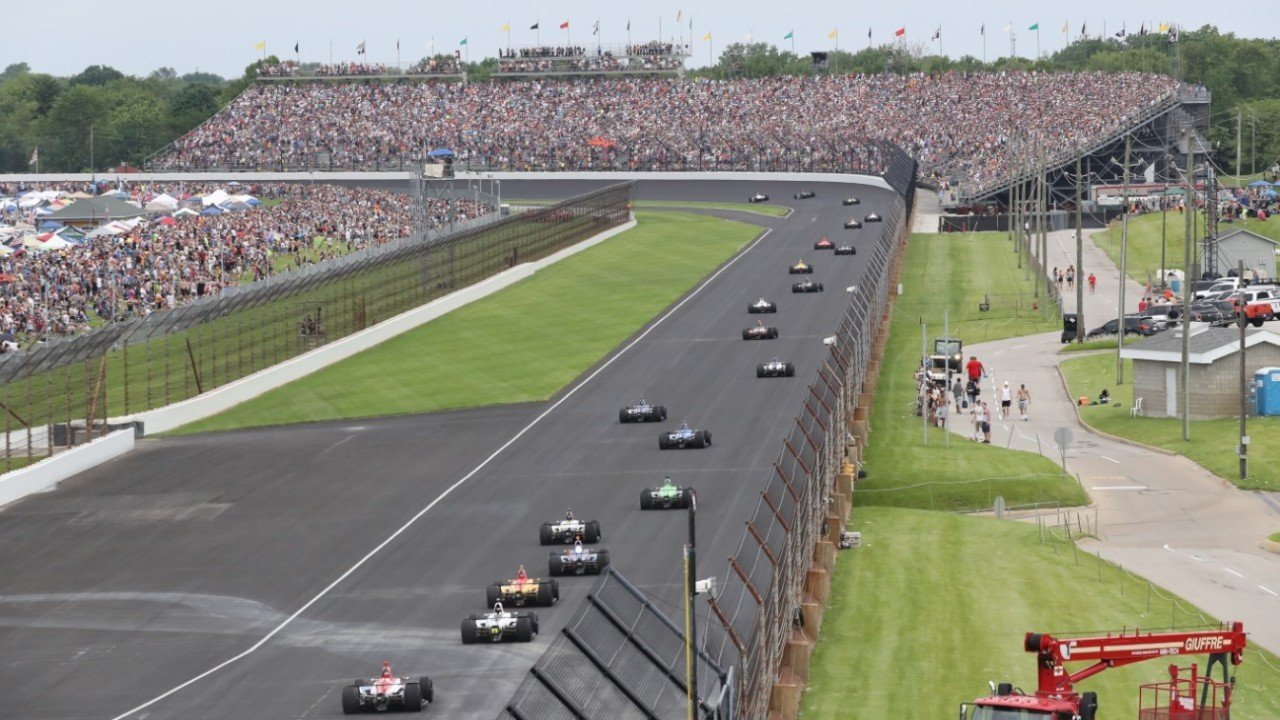 La Indy 500, aplazada al 23 de agosto; IndyCar reestructura su calendario