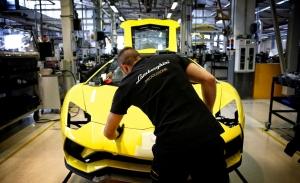 Lamborghini cierra su factoría italiana por el coronavirus