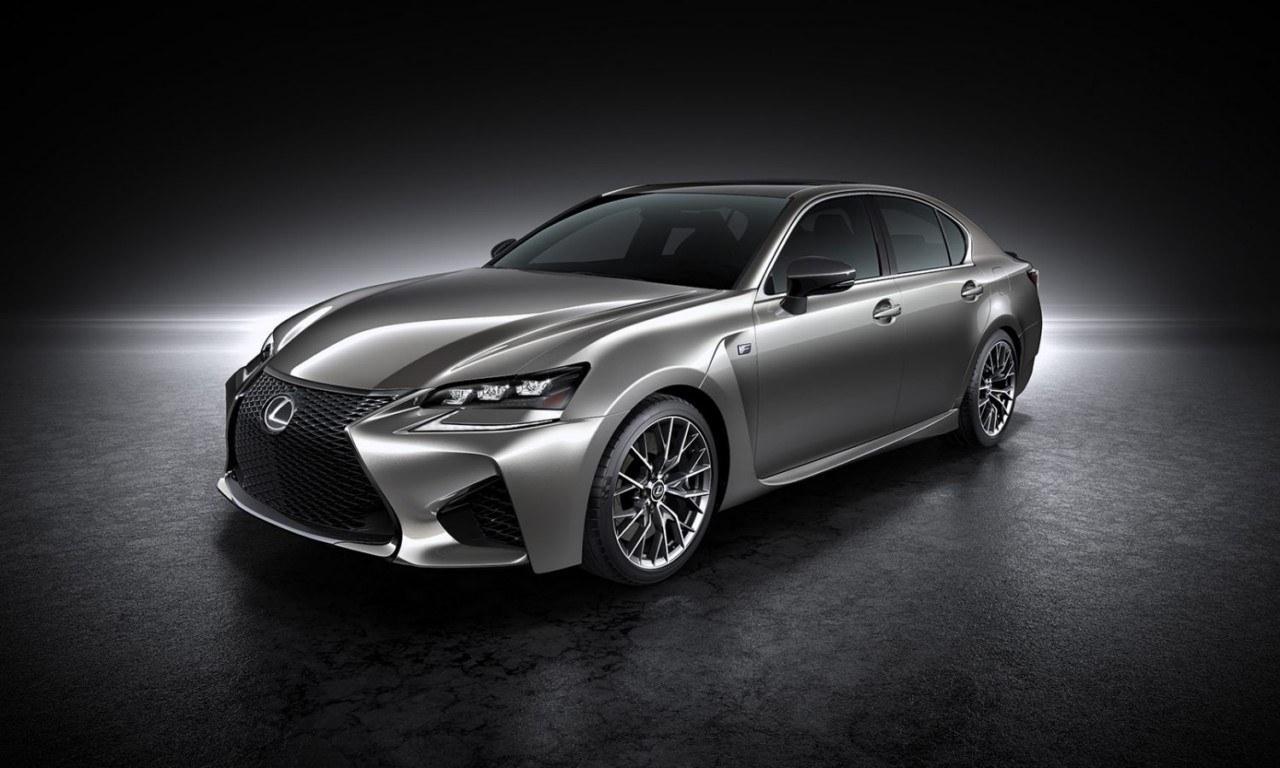 El coche de hidrógeno de Lexus será la nueva generación del GS y llegará en 2022