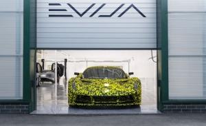 La producción del Lotus Evija todavía no se ha completado, continuará en 2021
