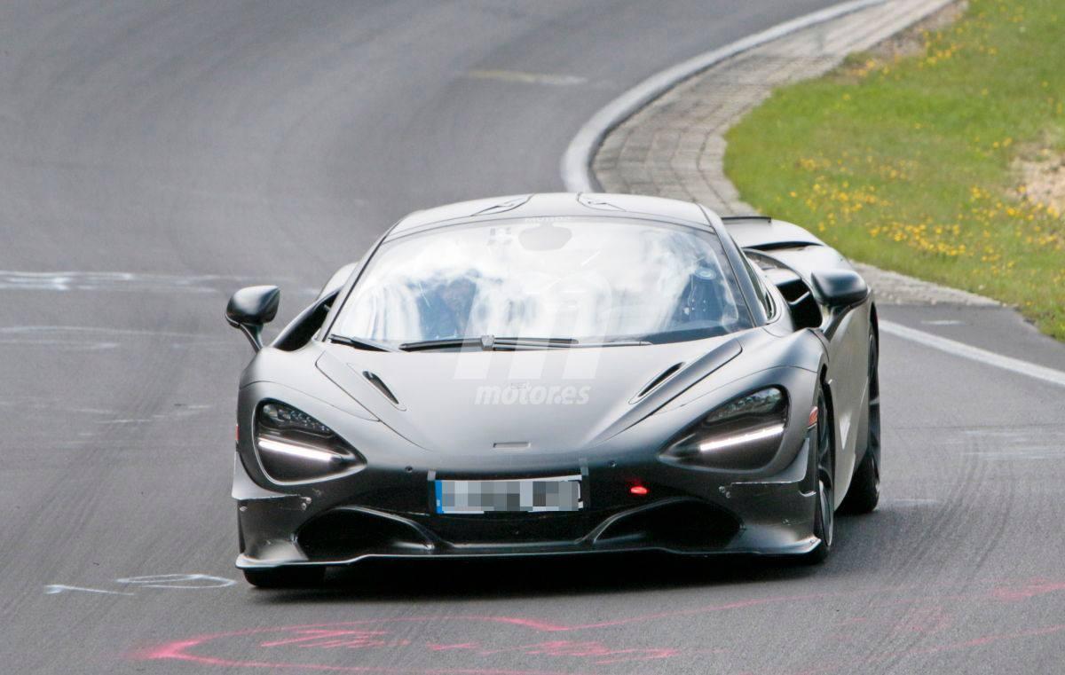 McLaren presentará el nuevo 750LT el 3 de marzo