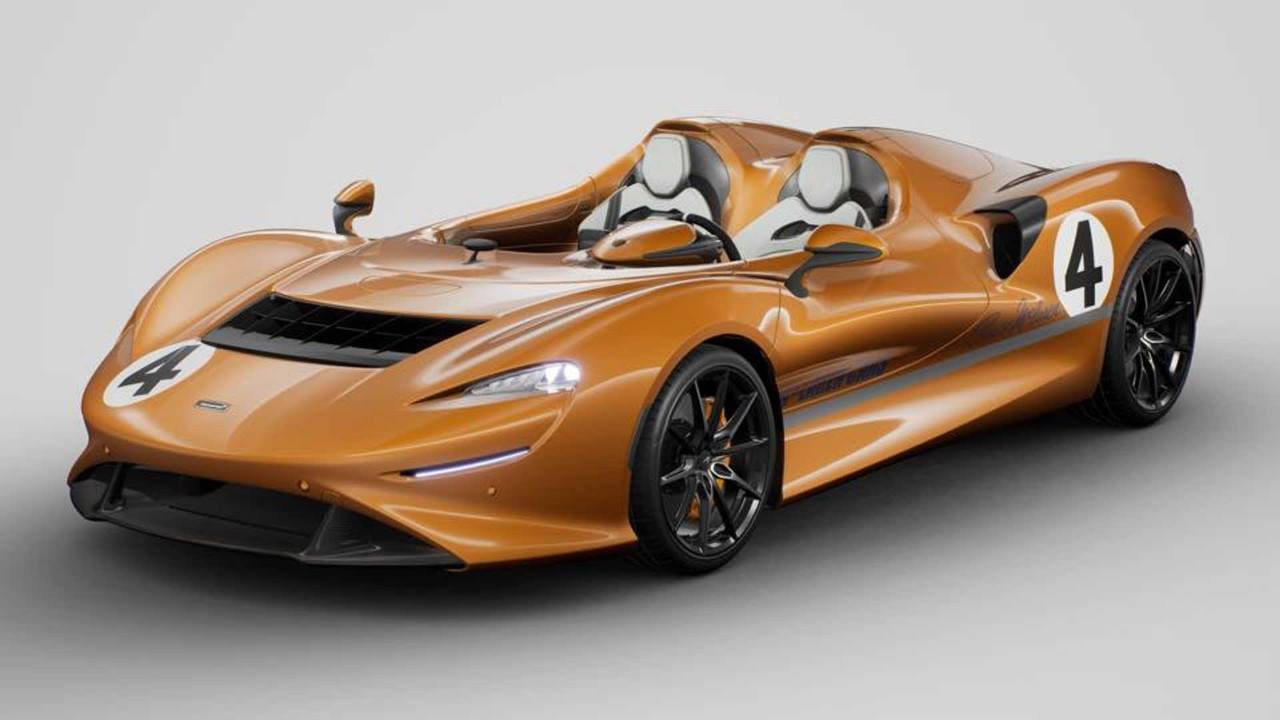 El McLaren Elva by MSO rinde homenaje al McLaren M6A de la Can-Am