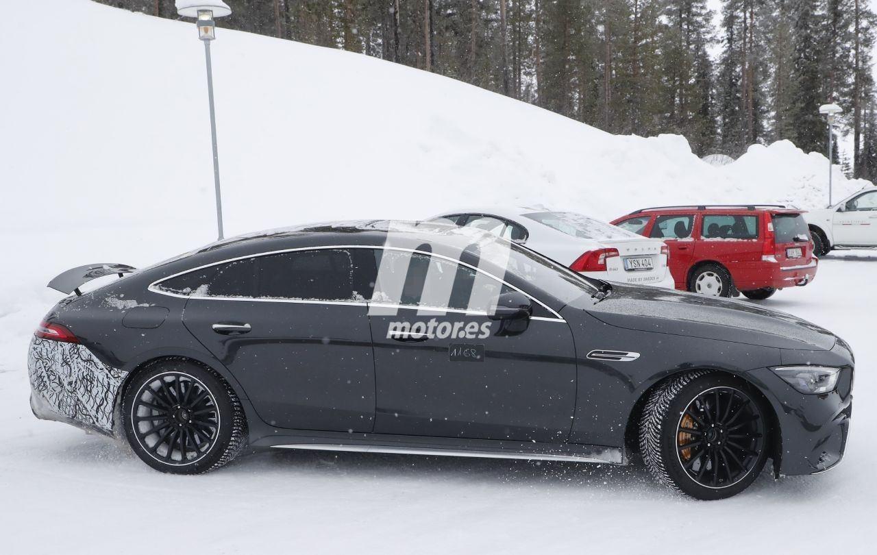 2019 Mercedes-AMG GT 4 Puertas 7