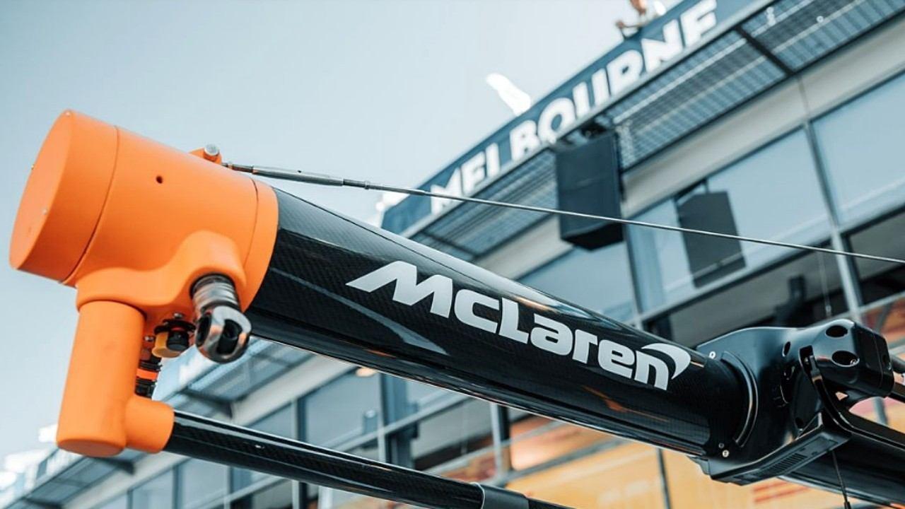 Los miembros de McLaren aislados en Australia dan negativo por coronavirus