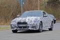 Los prototipos del BMW Serie 4 Coupé pierden camuflaje y muestran su polémica parrilla