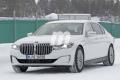 Las mulas del futuro BMW Serie 7 2022 se trasladan a las pruebas de invierno