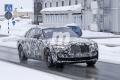 Debuta en fotos espía el nuevo Rolls Royce Ghost 2021 largo, echando un vistazo a su interior