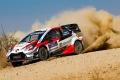 Sébastien Ogier cierra la primera etapa del Rally de México al frente