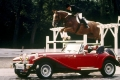 SsangYong Kallista, el incomprendido primer roadster coreano