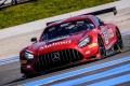 Los Mercedes-AMG GT3 Evo mandan en el test del GTWC en Paul Ricard