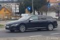 El Volkswagen Arteon Shooting Brake cazado sin camuflaje en la calle
