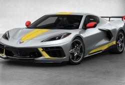 Chevrolet Corvette Stingray R: nueva versión con aires de competición en camino