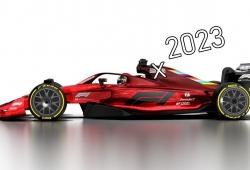¿Economía de guerra en la F1? 60% del coche congelado y nuevo reglamento en 2023