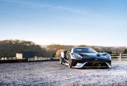 Primer ejemplar del Ford GT 2018 subastado en Europa