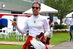 Grosjean lo confirma: Vettel se marchó de Australia antes de la cancelación del GP