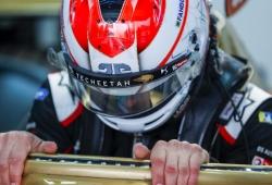 Jean-Eric Vergne ejerce de campeón pese a correr enfermo en Marrakech