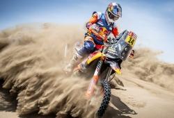 KTM comienza a preparar el Dakar 2021 con la incertidumbre del coronavirus