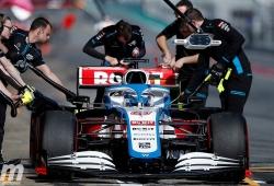 Kubica se alegra de la recuperación de Williams: «Es genial verles salir del fondo»
