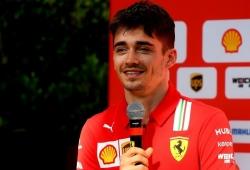 Leclerc, Sainz, Ricciardo...: «Estoy bien con Vettel, pero respetaré la decisión de Ferrari»