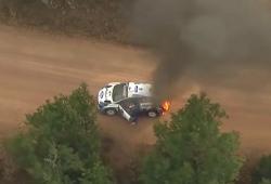 M-Sport no encuentra la explicación para el incendio del Ford de Lappi