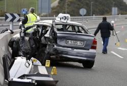 El coronavirus baja los muertos en accidentes de tráfico a un nivel histórico