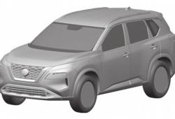 El nuevo Nissan X-Trail 2021 filtrado al completo gracias a unos bocetos