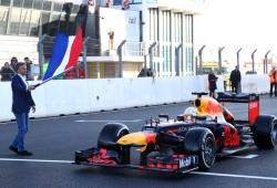 [Vídeo] Onboard de la primera vuelta de Verstappen al nuevo Zandvoort en un RB8