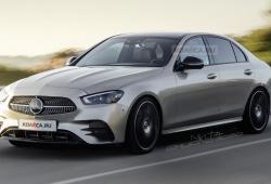Así luce el futuro Mercedes Clase C sin camuflaje