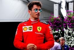 Reflexiones de Leclerc: su ímpetu en la pista y el método para mejorar