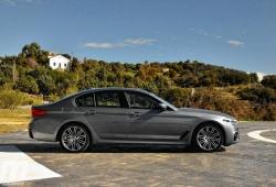 Reino Unido -  Febrero 2020: BMW entra al top 10 con el Serie 5