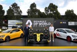 Renault presenta la decoración definitiva del RS.20 de Ricciardo y Ocon