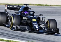Ricciardo admite que Renault necesita «más agarre y carga aerodinámica»