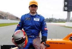 Sainz y el interés de Ferrari: «No me creo nada, veo mi futuro en McLaren»