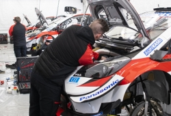 El WRC apuesta por los motores actuales para los 'Rally1' híbridos de 2022