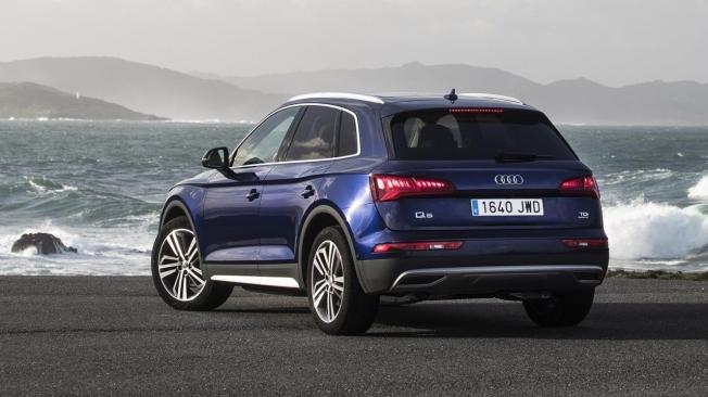 Audi Q5 - posterior