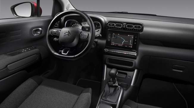 Citroën C3 Aircross C-Series - interior