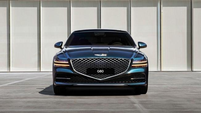 Genesis G80 2020 - frontal