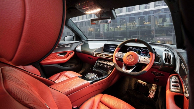 Mercedes EQC preparado por Hofele-Design