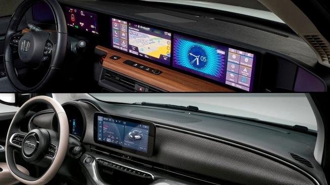 Honda e vs Fiat 500 eléctrico