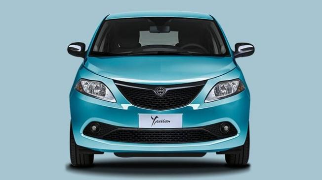 Lancia Ypsilon Hybrid Maryne - frontal