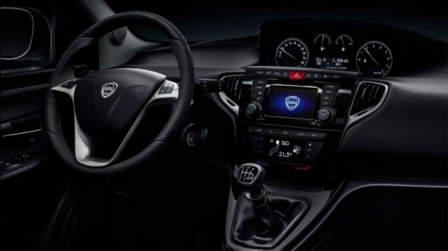 Lancia Ypsilon Hybrid Maryne - interior